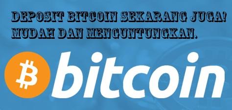 cara depozit ke bitcoin co id