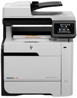 HP LaserJet Pro 400 color M475 MFP Series Driver & Software Download