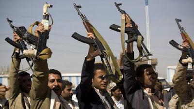 Ibu-ibu Yaman Diserang Kelompok Syiah Houthi