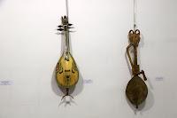 Exposición de instrumentos musicales tradicionales