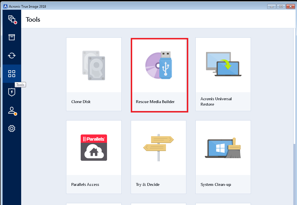 Backup With Acronis True Image Via Pxe Boot Networkstip