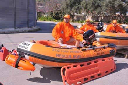Προεδρικό διάταγμα αναγκάζει Δήμους που διαχειρίζονται παραλίες να αγοράσουν ναυαγοσωστικά σκάφη