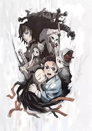 تقرير انمي Kimetsu no Yaiba (قاتل الشيطان)