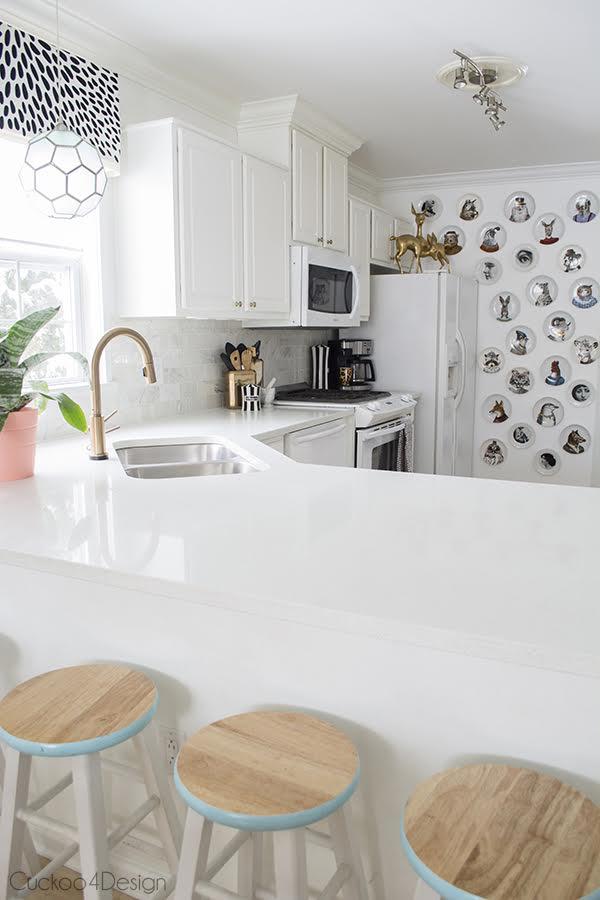 German House Designs: Interiors By Jacquin: Bloggers At Home: Julia Konya