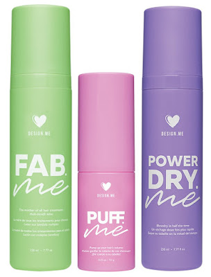 Design.Me offers beauty, fun and innovation for your hair!