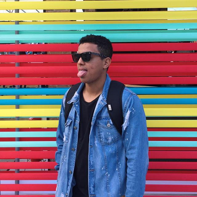 Ideias para fotos #1: muros coloridos & graffitados