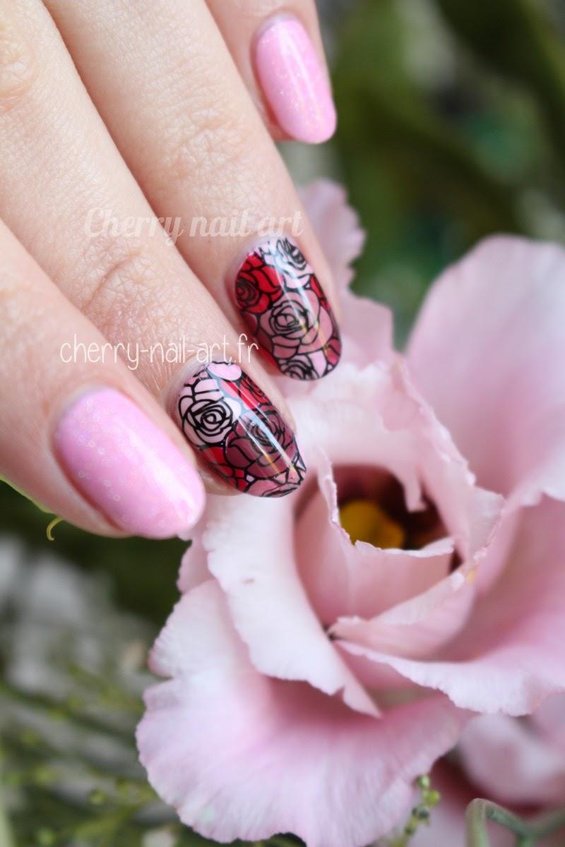 nail-art-roses-stamping-saint-valentin