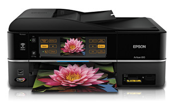 Epson Artisan 810 Driver Download - Windows, Mac, Linux