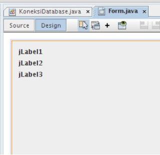 Kelas Informatika - Membuat Label