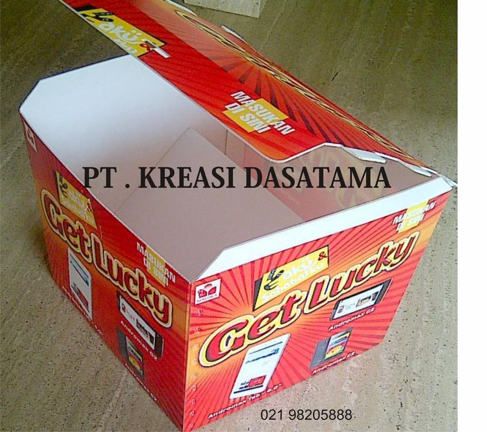 Packaging Makanan:  BOX / BOX FOLDABLE / BOX KIT / CORE BOX / BOX MAKANAN : Box