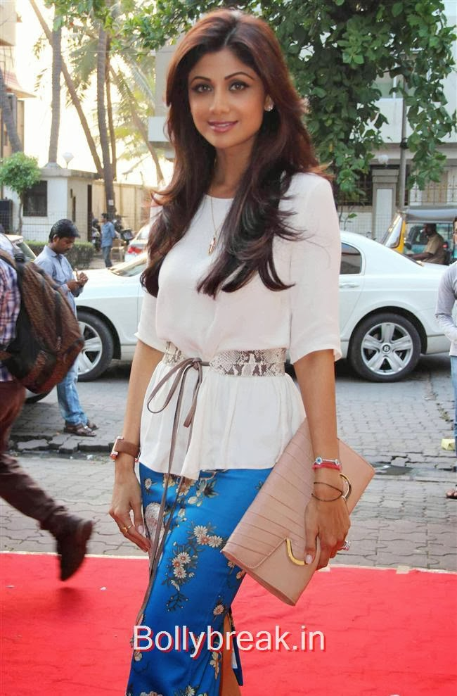 Shilpa Shetty, RR Jewellery Line Launch