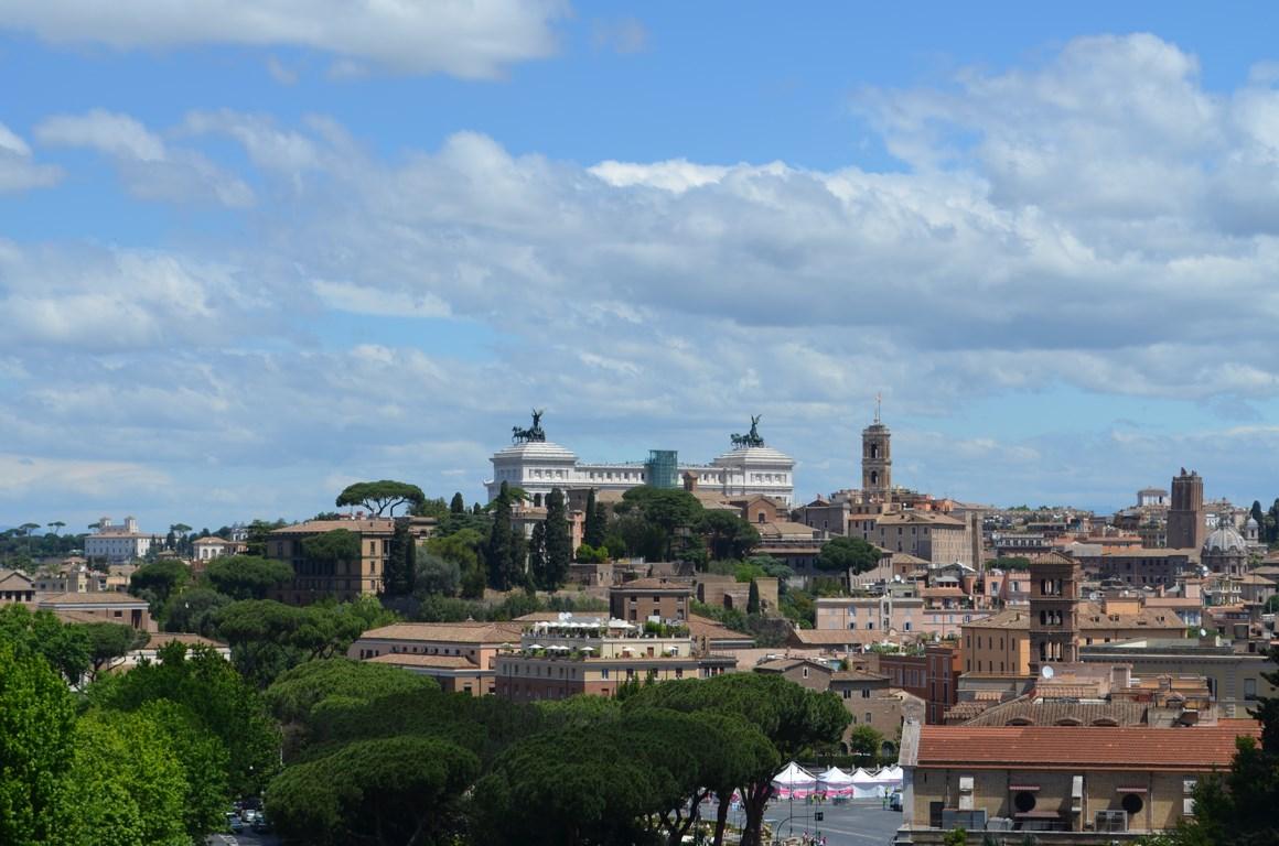 I Viaggi di Raffaella: Roma: il Giardino degli Aranci