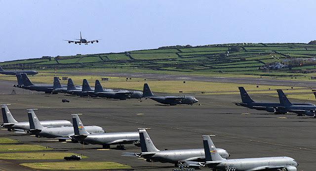 Câncer e solo contaminado: triste legado da base aérea dos EUA nos Açores
