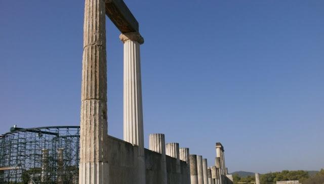 Βήμα-βήμα υλοποιείται το όραμα του καθηγητή Λαμπρινουδάκη για την ανάδειξη του Ασκληπιείου Επιδαύρου
