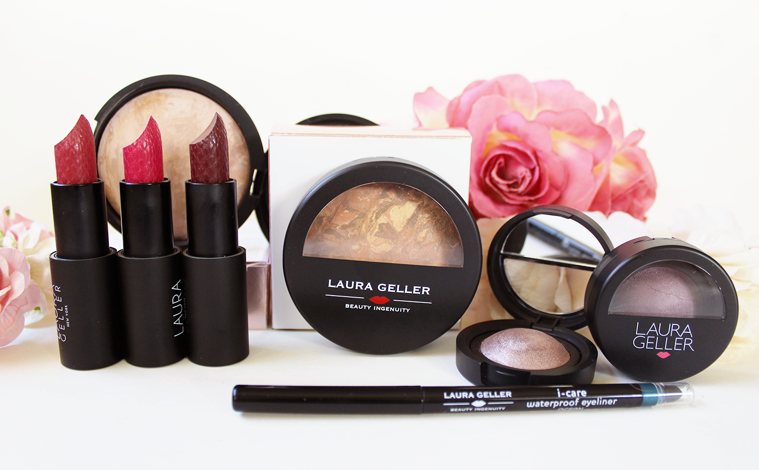 I Am So Delighted To Share A Few Products From Laura Geller On Friday My Sister Her Boyfriend And Decided Go The Mall Way