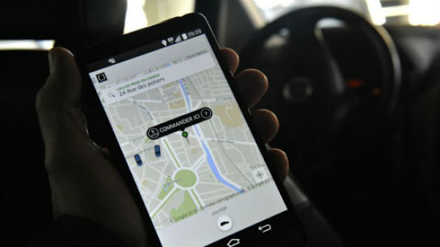 The Way Taxi Service App can help you out while traveling in Paris