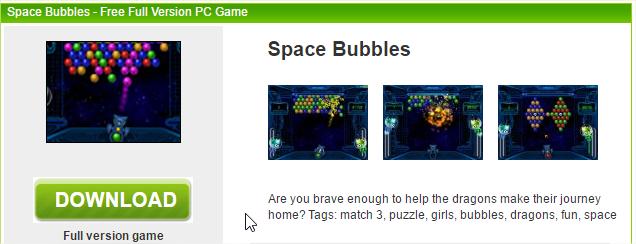 गेम डाउनलोड - बबल गेम