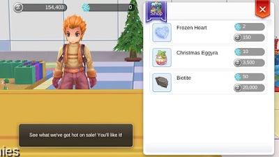 NPC Greedy Shop di Ragnarok Mobile Eternal Love