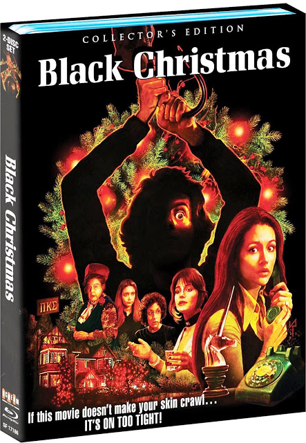 black christmas 1974 scream factory blu ray review - Black Christmas 1974