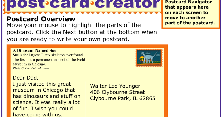 Creating Postcards In Cl