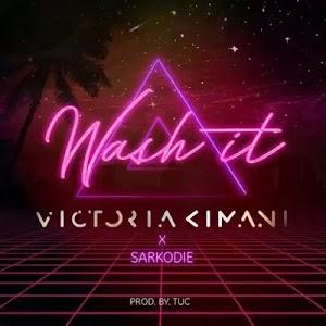 Download Audio   Victoria Kimani ft Sarkodie - Wash It