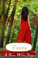 Vanity is the story of an unlikely woman's ascent to the throne. Cassius has been desperate her entire life to hear that she's beautiful, and when the king takes interest in her, she easily falls for his charms. After his death, she finds herself alone to raise a step-daughter and rule a kingdom, a task more difficult than she's prepared to handle.