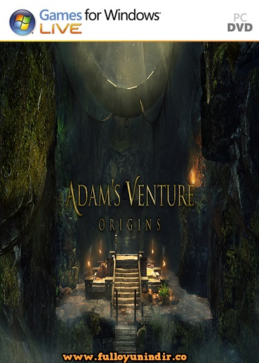 Adam's Venture Origins CODEX
