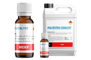Katalis (MEKP) Resin Poliester