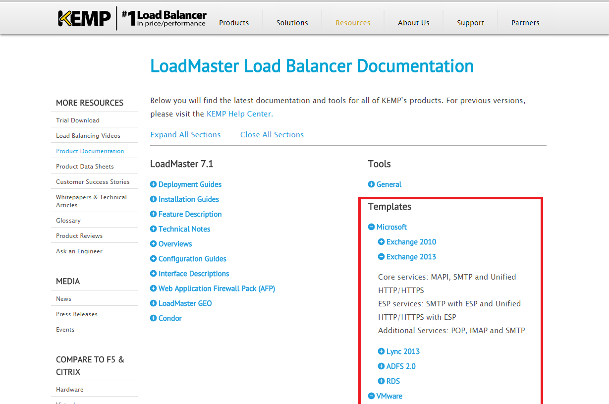 KEMP Series: How to Configure an L7 KEMP Virtual Load Balancer (VLB