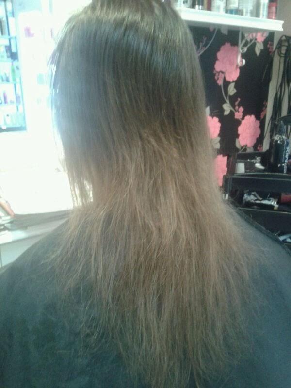 miten hyväkuntoiset hiukset