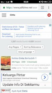 Pencarian Situs download PDF Gratis
