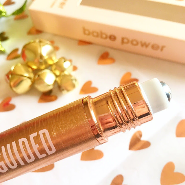 Missguided Babe Power Rollerball close up