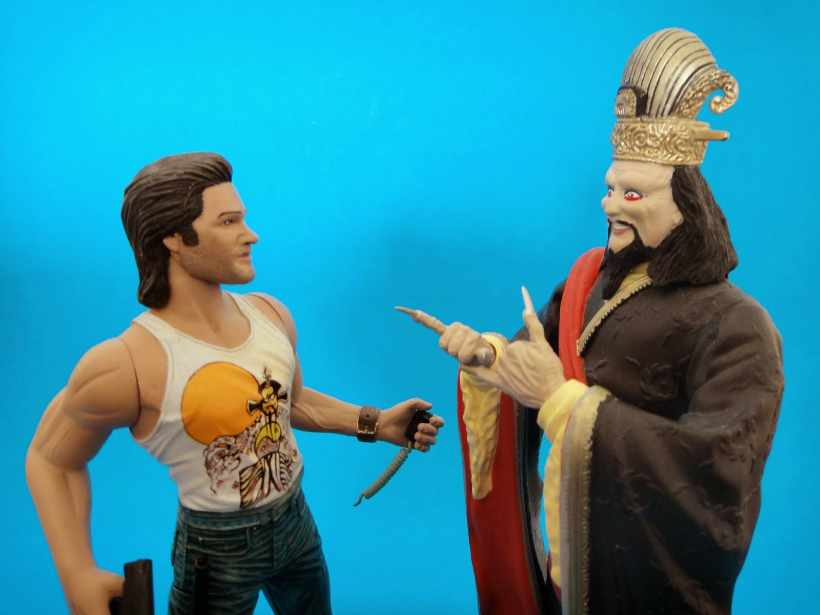 Hoard World Why I Sold My Big Trouble In Little China Action Figures