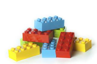 Decoración y LEGO