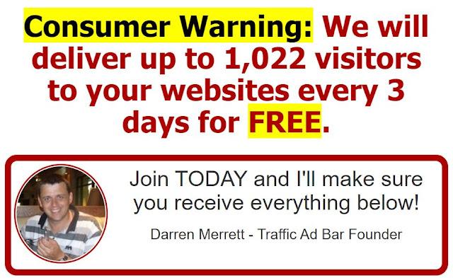 get free visitos