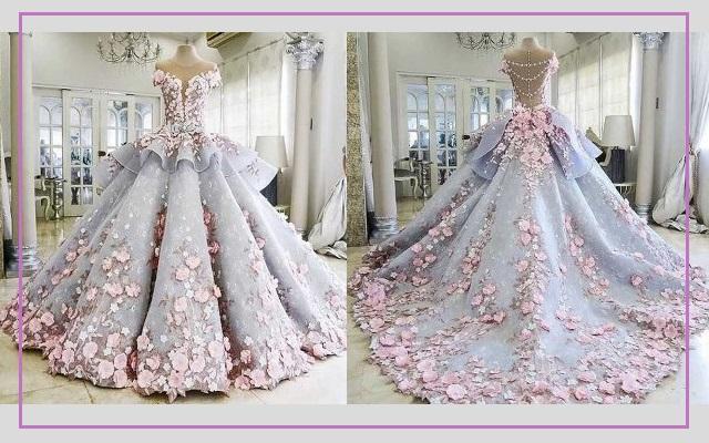 Το ονειρεμένο νυφικό που δεν θα φορεθεί ποτέ!