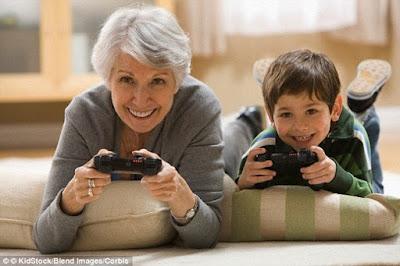 Бабушка в семейной системе