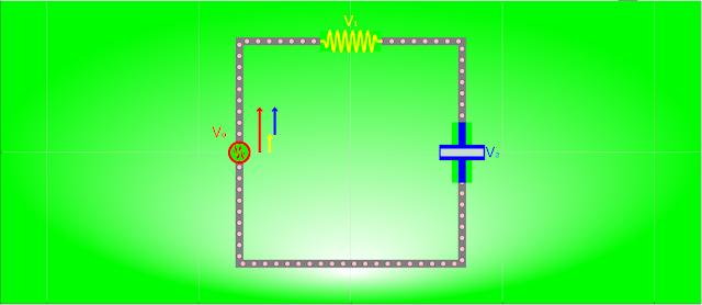 Capacitor Circuit Simulator
