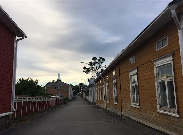 Kristiinankaupungin puutalokaupunki