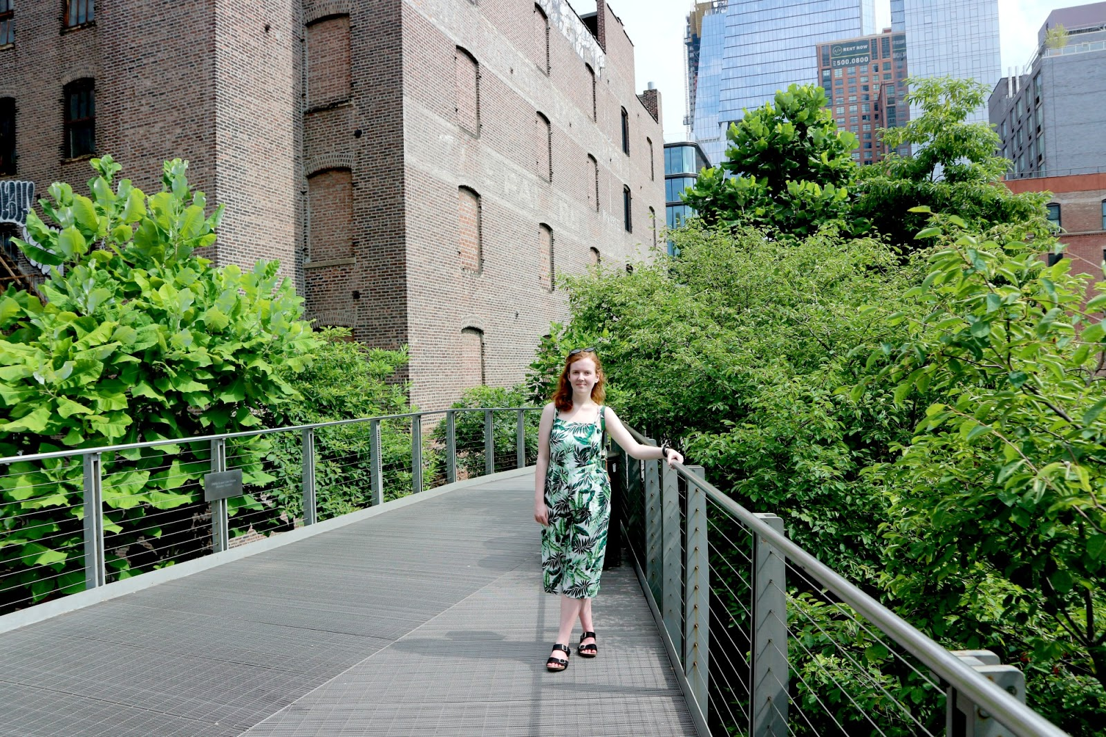 high line new york guide