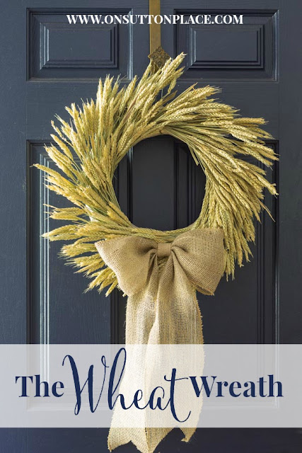 15 AWESOME Gratitude Filled THANKSGIVING DAY Ideas - WREATH