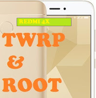 TWRP 7 Root Redmi 4X