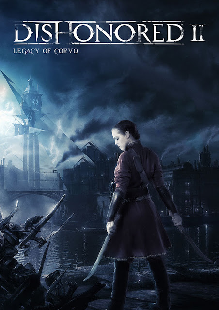 Dishonored II Download Cover Free Game