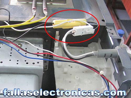 Microondas Samsung No Funciona Fusible Quemado Fallaselectronicas Com