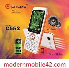 calme c552 flash file