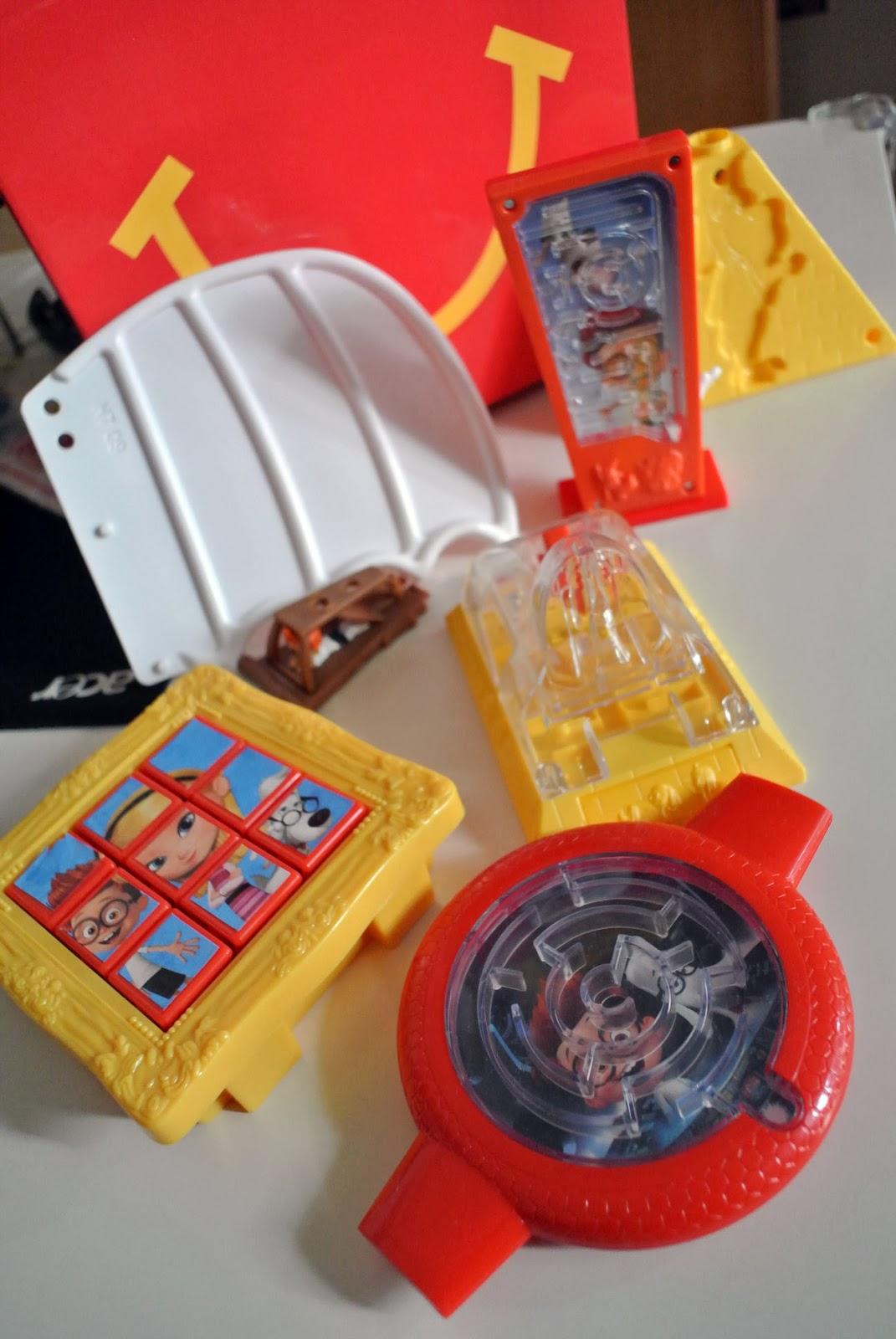甜魔媽媽新天地: 麥當勞®「開心樂園餐®」x《百寶狗先生與細蚊:時光機大歷險》