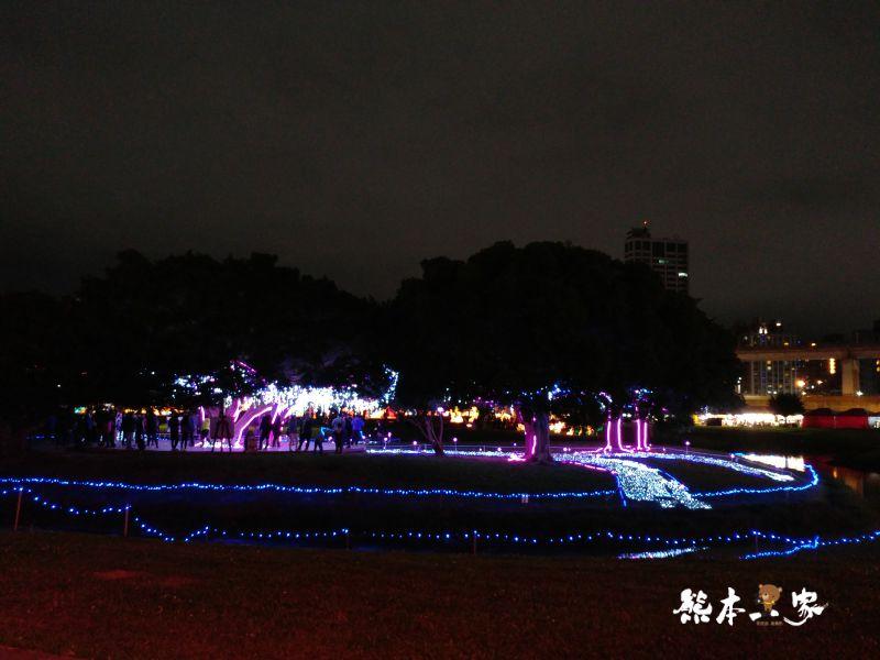 新北市祈福燈會豬福滿滿-元宵燈會活動|大台北都會公園|捷運三重站