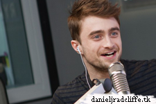 Daniel Radcliffe on On Air with Ryan Seacrest