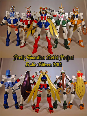 Pretty Guardian Nobel Project by Ashe Blitzen