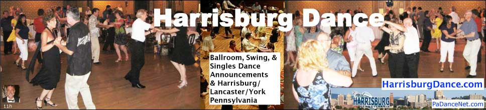Ballroom Dance Groups in Harrisburg, Pennsylvania | Harrisburg Dance.com